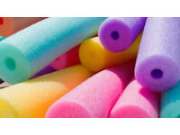 SWIM/POOL NOODLES WANTED!!