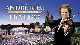 Andre Rieu Maastricht concert - 2 tickets - July 9th