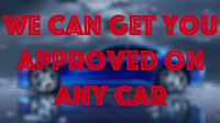 auto finance loans for any credit type.