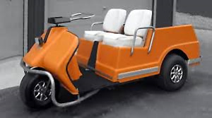Spring is around the corner! Harley golf cart parts available!