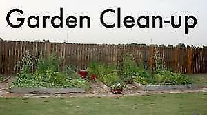 Fall Yard and Garden Cleanup