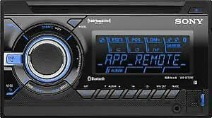 sony cd player deck for vehicle