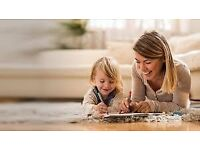 ******WEEKEND NANNY WANTED FRENCH SPEAKING ******** 13-15£per hour net