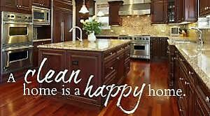 House Cleaning-  Caladonia, Stoney Creek, Oakville, Ancaster