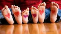 Valentines Day Foot Massage!