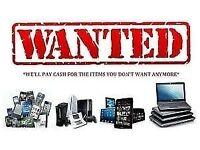 laptops , cash ready
