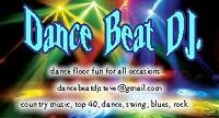Dance Beat DJ. Great price $495.00. HALLOWEEN  SPECIAL