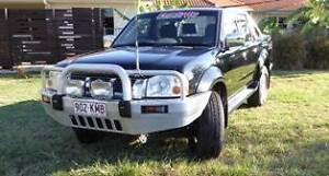 2005 Nissan Navara Ute Hay Point Mackay Surrounds Preview
