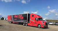 Hiring Truck Drivers for United States (Mid-West).
