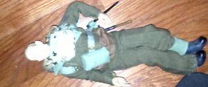 Vintage GI Joe doll for sale London Ontario image 1