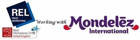 Field Sales Representative - Mondelez (Edinburgh) - Part time!
