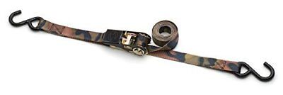 Reese Secure 9485500 8' Standard Duty Camo Ratchet with Metal Handle, Set of 10