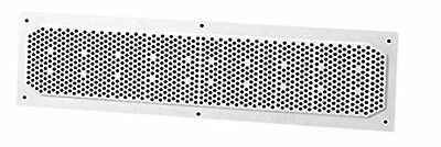 Duraflo 641604 Soffit Vent 16-inch By 4-inch White