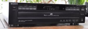 SONY CDP-C225 CD Player - Mint Condition