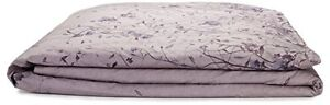 650-New-3pc-CALVIN-KLEIN-JARDIN-Dusk-KING-DUVET-COVER-2-King-Pillowcases