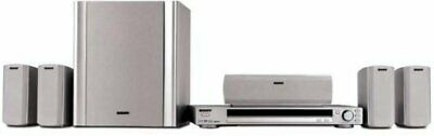 Sony HT-SL40 HTSL40 - Digital Home Cinema Surround Speakers receiver SILVER *NEW