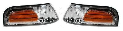 98 - 11 Ford Crown Victoria Cornerlight Pair Set Both NEW Cornerlamp front light