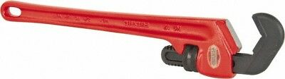 Ridgid 14-12 Steel Straight Hex Pipe Wrench 1-14 Pipe Capacity