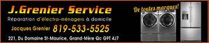 Réparation d`electro J.GRENIER SERVICES
