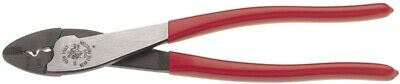 New Klein Tools 1005 Insulated Crimpers 9-34 Electrical Pliers Steel 6367924