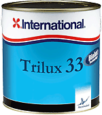 International Trilux 33 Antivegetativa Matrice Dura Formula Mediterranea 375 Ml - inter - ebay.it