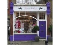Manager Required for Boutique Pet Shop and Doggie Day creche in Ladbroke Grove