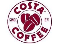 Manager and Assistant Managers to join the Costa Team
