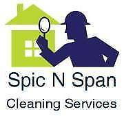 Spic N Span Cleaning Services
