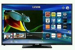 Luxor40 Inch Full HD, Smart wi-fi Combi LED TV With Built-In DVD Player