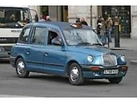 Black Cab for Rent night shift Cheap Rates!!