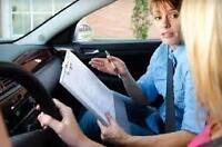 Cours de conduite et location de voiture pour examen de la SAAQ.