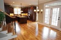 Sablage de planchers / floor sanding