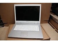 SONY VAIO VGN-N11M LAPTOP