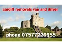 CARDIFF REMOVALS PHONE 07577226655