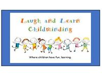 Laugh and Learn Childminding - Trowbridge