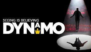 DYNAMO - Seeing Is Believing Tour Tickets NSW Ryde Ryde Area Preview