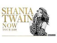 Shania Twain Ticket Belfast
