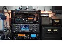 Ham Radio equipment wanted Anything considered hf vhf antennas