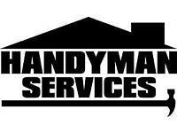 experienced handyman +van. No job too small. cheapest rates