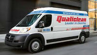 QUALICLEAN franchisees  wanted (a subsidiary of Groupe Qualinet)