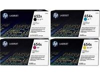 Toner - HP651A (all flavours) New, unopened / unwanted
