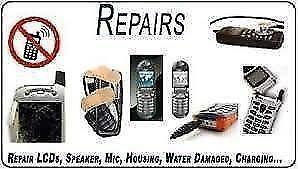 Cell phone and Computer  repair and Unlock service