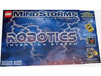Lego Mindstorms 9719 + Expansion Packs