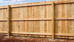 Premium Paling Fencing Package Treated Pine 1.95m High Hallam Casey Area Preview