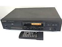 Sansui CD-190 hi fi CD player boxed