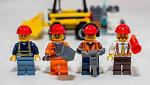 Minifigure Men at Work