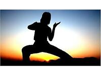 Tai Chi classes one to one sessions seminars in various locations including online london surrey