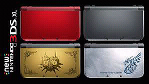 In search of new 3ds xl on 11.2.0-35U or below