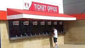 4 x Gloucester Rugby Tickets 11th November v London Irish