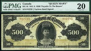 LOOKING FOR AN OLD 500$ BILL CAN BE AMERICAN OR CANADA. London Ontario image 3